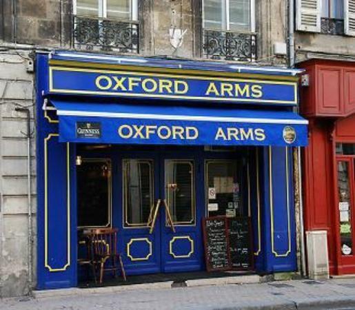 oxford arms bordeaux consultez avis sur oxford arms not sur with wok way bordeaux. Black Bedroom Furniture Sets. Home Design Ideas