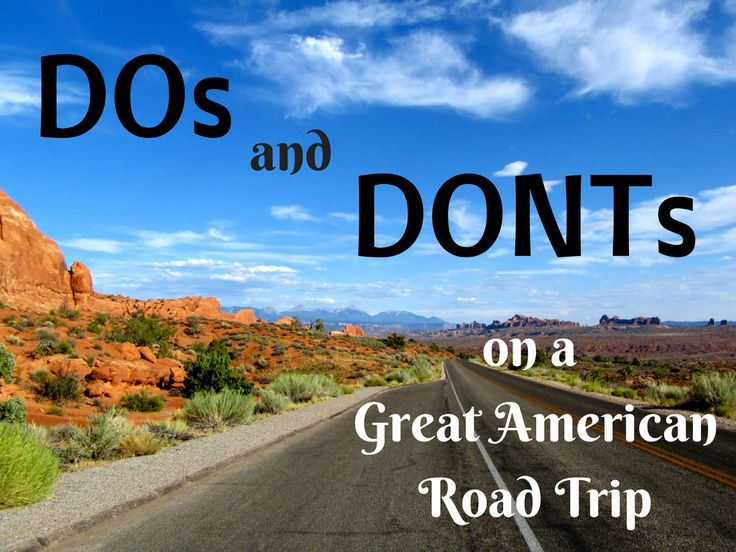Tips for a U.S. Road Trip DO have a rough itinerary. I'm by no means suggesting that you should plot out anything strict or rigid, but rough itinerary of some sort will definitely help. You should have a good idea of what you'd like to do/see along the way, and perhaps even what stops you'd like to make. Not only will this help you figure out how much time you'll need, but it will also help you budget accordingly. My sister and I figured out which city we'd spend each night in on our 20-day…