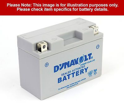 #Dynavolt battery sealed yamaha bt 1100 bulldog #01-07 #(yt14b-4/yt14bbs),  View more on the LINK: http://www.zeppy.io/product/gb/2/401149985987/
