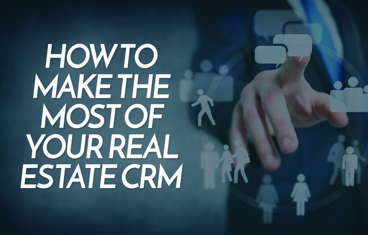 Use these real estate CRM software tips and tricks to learn how to manage home buyer and seller contacts in your real estate lead management system. http://plcstr.com/1S8vq3L #realestate