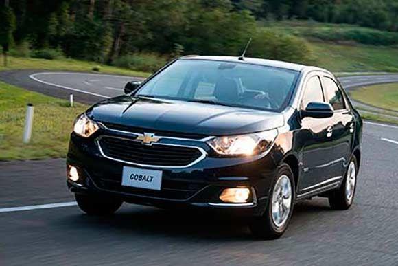 Ficha técnica completa do Chevrolet Cobalt Elite 1.8 Flex automático. Consumo, potência e muito mais