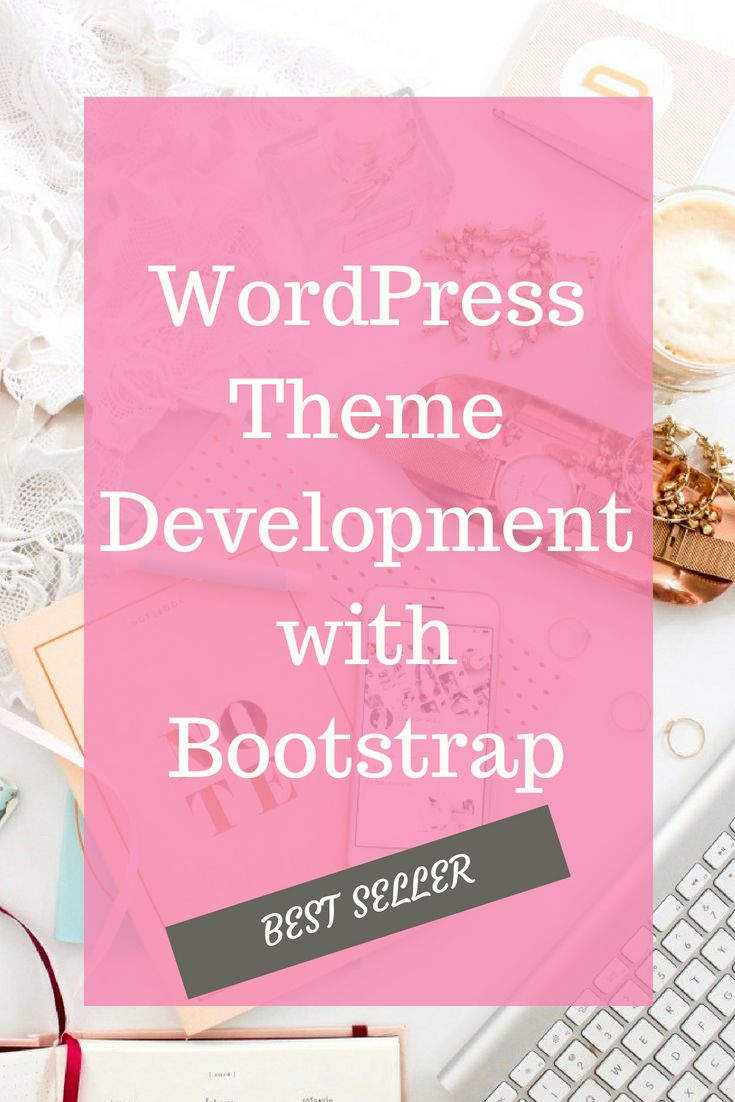 Wordpress Theme Development With Bootstrap In 2021 Startup Website Wordpress Theme Responsive Learn To Code
