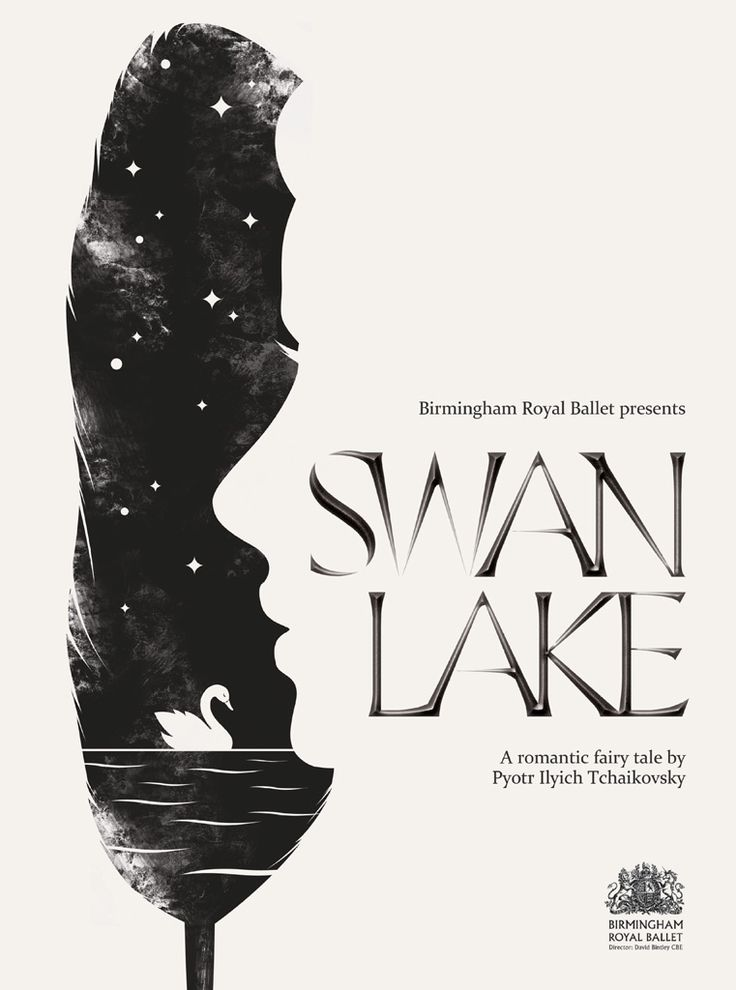 Aron Jones - Swan Lake; Pointe Blank 3 collaborative exhibition  Swan Lake@ Sunderland Empire 18th, 19th, 20th October