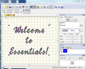 Embrilliance Essentials Embroidery Software for All Windows and Mac | eBay