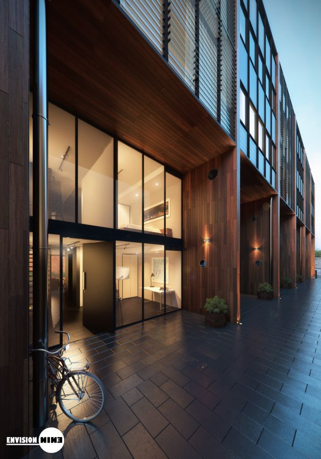 CGarchitect - Professional 3D Architectural Visualization User Community | Hue Apartment