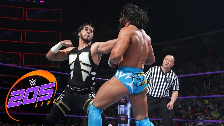 Mustafa Ali isn't heeding ANY of Drew Gulak's advice on WWE Network's WWE 205 Live!