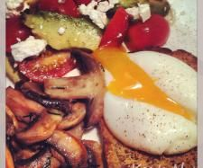 Recipe Perfectly Poached Eggs by Kosmo - Recipe of category Basics