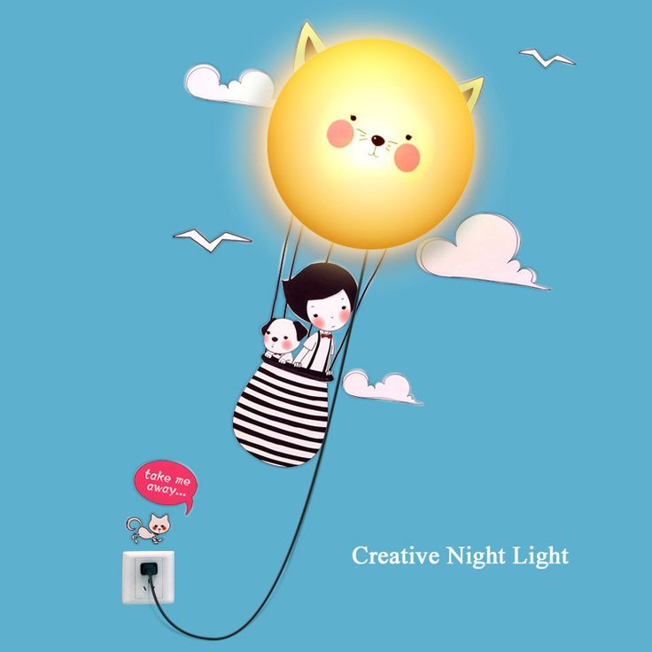 8 best images about Kids Night Light Wall Lamp on Pinterest Kid, Football wall and Wall stickers