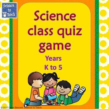 This bundled game is great for when you have a few spare minutes at the end of class. Ask a question from the question sheet included and award a number to the first to student to raise their hand with the correct answer.