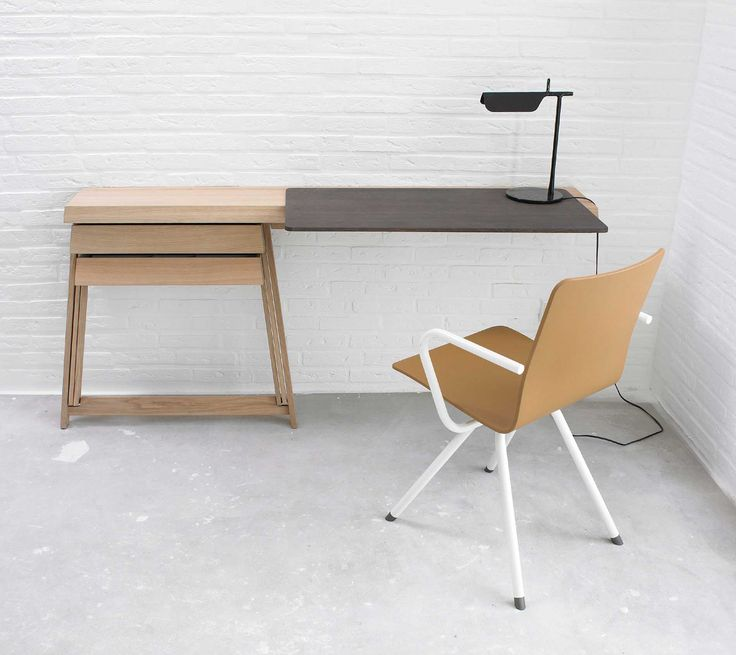 High Quality Creative Contemporary Furniture Design Types Are Made Of Good Quality  Wooden For Write Desk To Get The Position Right With Minimalist Desk And  Modern Chair ... Idea