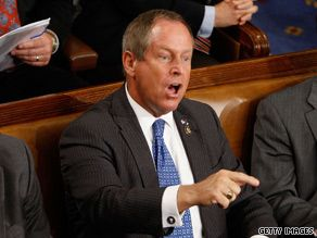 """And... How about your Trump???  Rep. Joe Wilson shouted most disrespectful """"you lie"""" to Obama."""