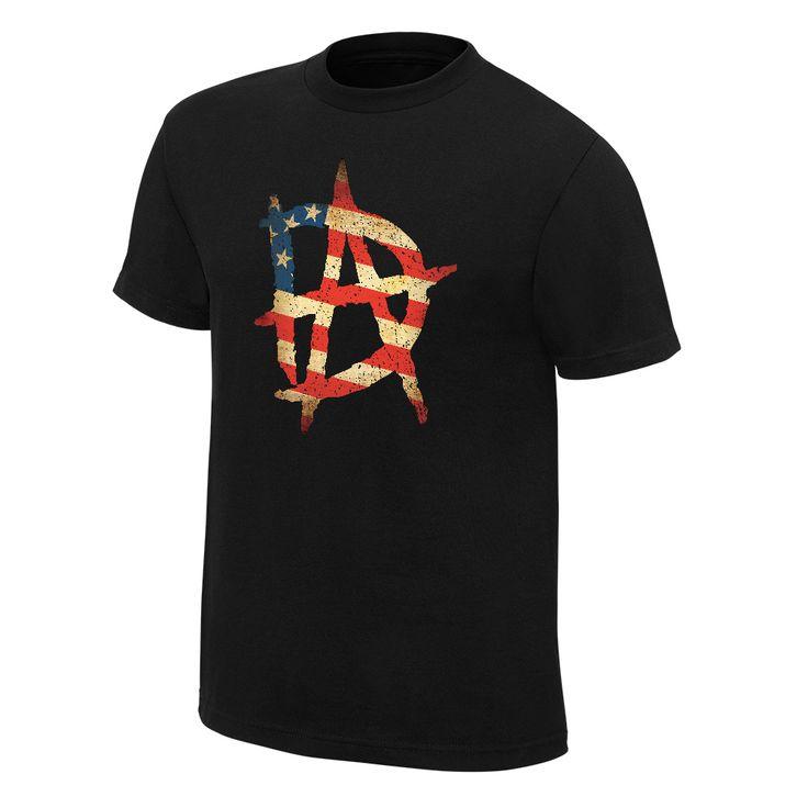 "Dean Ambrose ""American Pride"" T-Shirt"