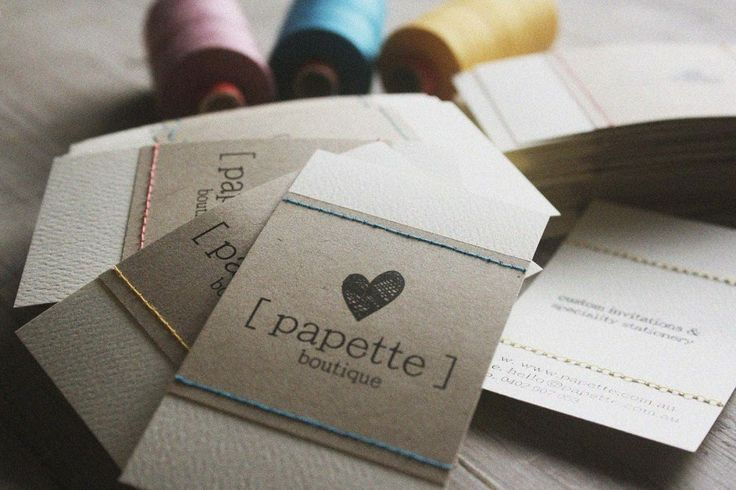 Papette cards and papergoods