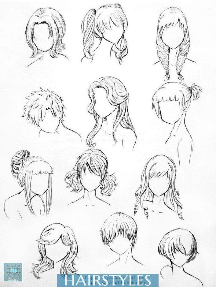 Pin By The Most Beautiful Messybun Mo On Hair Boy Hair Drawing Girl Hair Drawing Hair Sketch