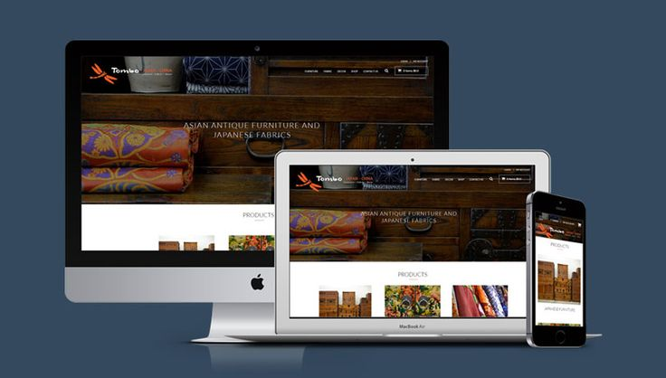 WebAlive Designs a Visual Ecommerce Website for Tombo Co