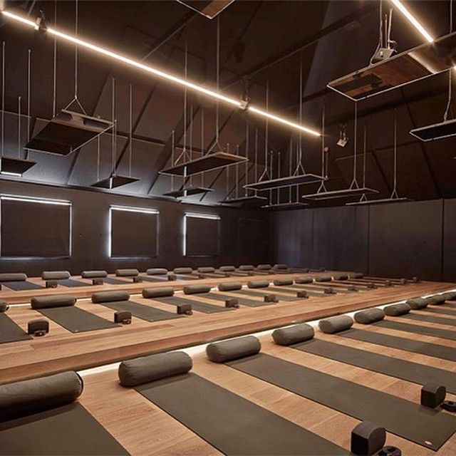 """Humming Puppy Yoga Studio, Prahran Melbourne featured on thecoolhunter.net today #thecoolhunter #melbourne #yogastudio"""