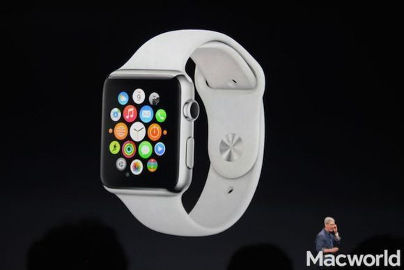 """Apple's new $350 wearable supports mobile Apple Pay payments and a raft of health and exercise features. But its most novel feature may be the """"Digital Crown"""" navigation interface."""