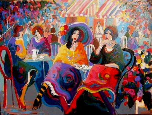 174 best images about the art of isaac maimon on pinterest for Israeli artists oil paintings