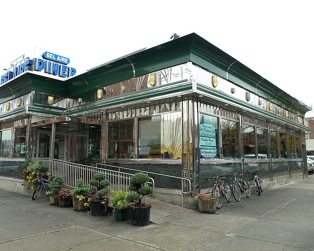 Classic Bel Aire Diner, Astoria, Queens New York City by jag9889, via Flickr