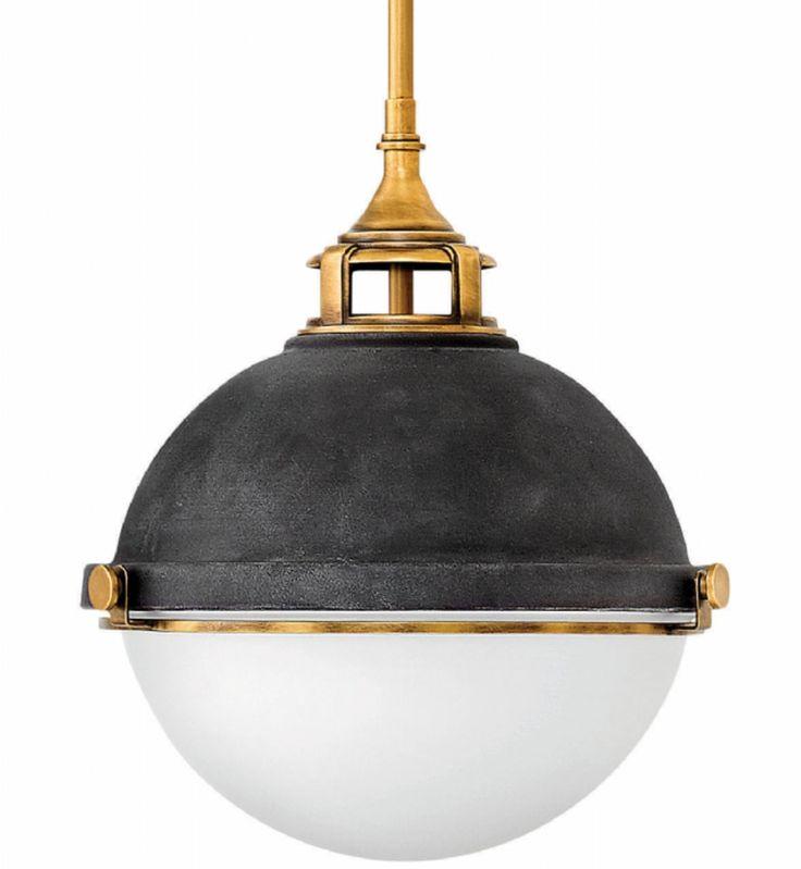 Hinkley Lighting - Fletcher Pendant | Lamps.com                                                                                                                                                                                 More