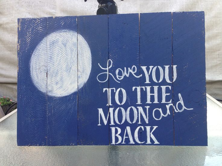 Homemade wood pallet signs by me☺ | Signs | Pinterest ...