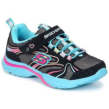 SALE 35% OFF these Skechers trainers for girls! FREE DELIVERY! #trainers #shoes #girls #children #sale #outlet