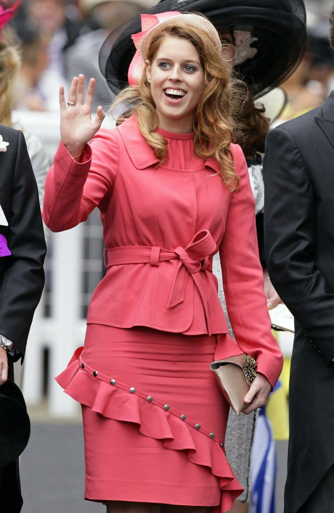 Princess Beatrice of York Hangs With Kate Middleton, but ...