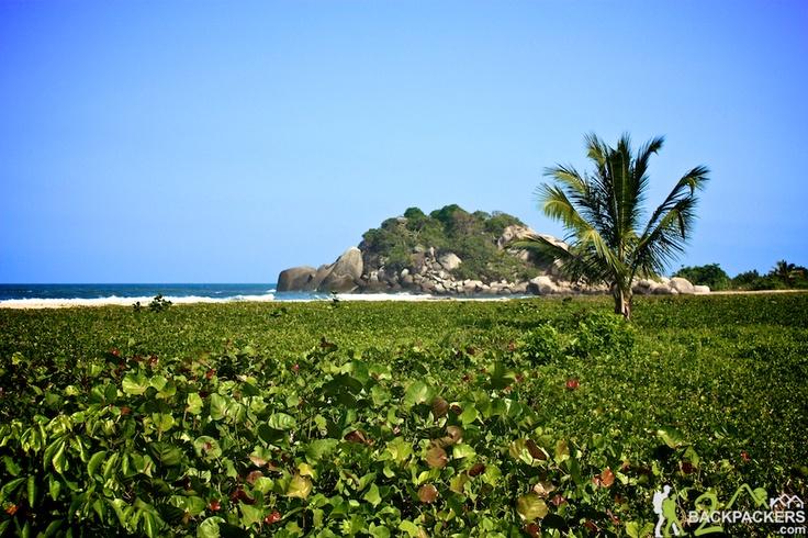 Colombia Travel – Tayrona National Park Beaches via 2 Backpackers