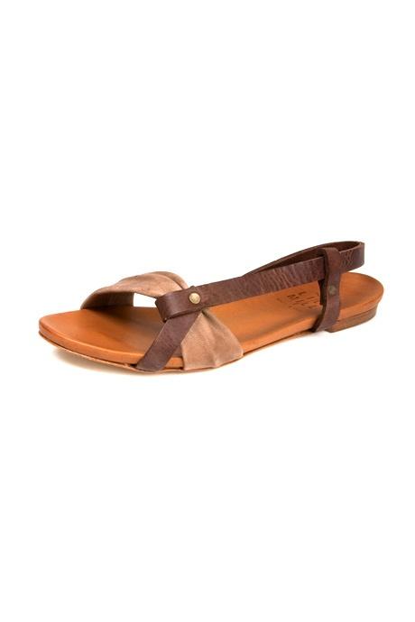 Interesting sandal