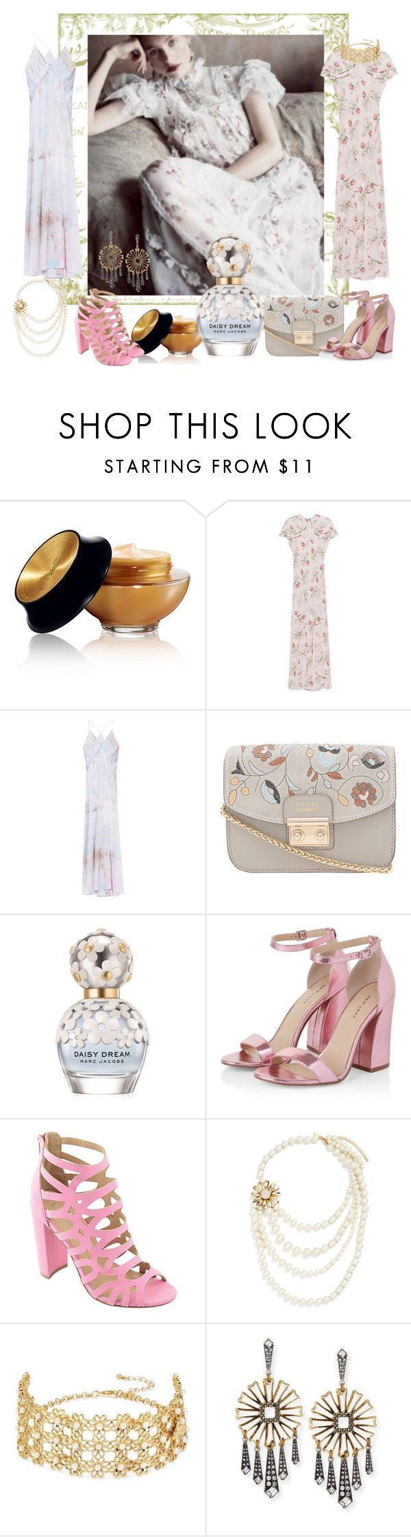 """""""daisy"""" by snowmoon ❤ liked on Polyvore featuring Yves Saint Laurent, Vilshenko, Galvan, Steffen Schraut, Marc Jacobs, Bella Marie, INC International Concepts and Lulu Frost"""