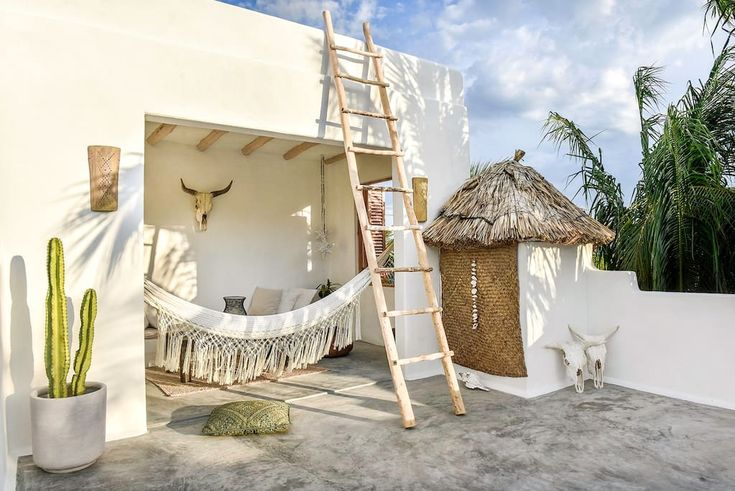 Holbox island Casa Impala - Lofts for Rent in Holbox - Get $25 credit with Airbnb if you sign up with this link http://www.airbnb.com/c/groberts22