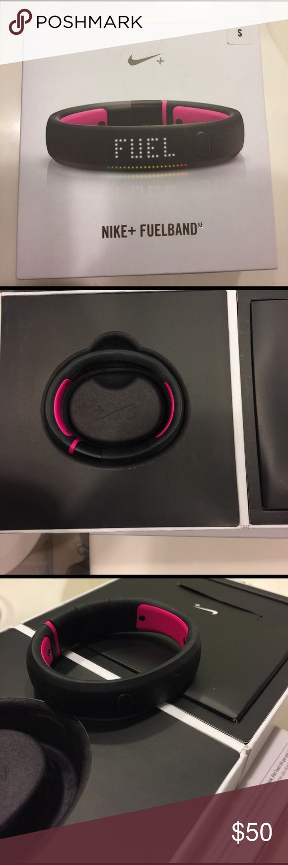 Nike Fuelband Brand New Nike Fuel band! Already have a fitbit and got it as a gift. Nike Accessories Watches