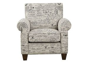 Patteren Accent Chair at Smart Buys