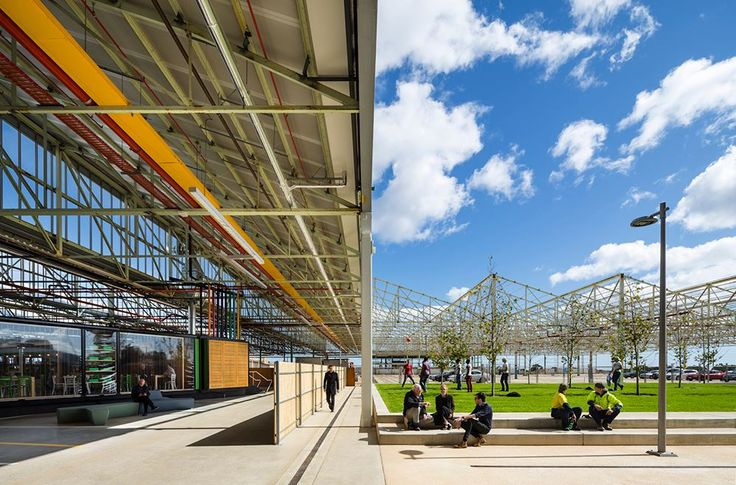 Woods Bagot and Tridente's Redevelopment of Tonsley Park