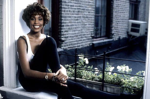 #80860909  17 Oct 1990  Whitney Houston VH1 Interview - Oct 17, 1990 Whitney Houston (Photo by Larry Busacca/WireImage)  People: Whitney Houston;  By: L. Busacca
