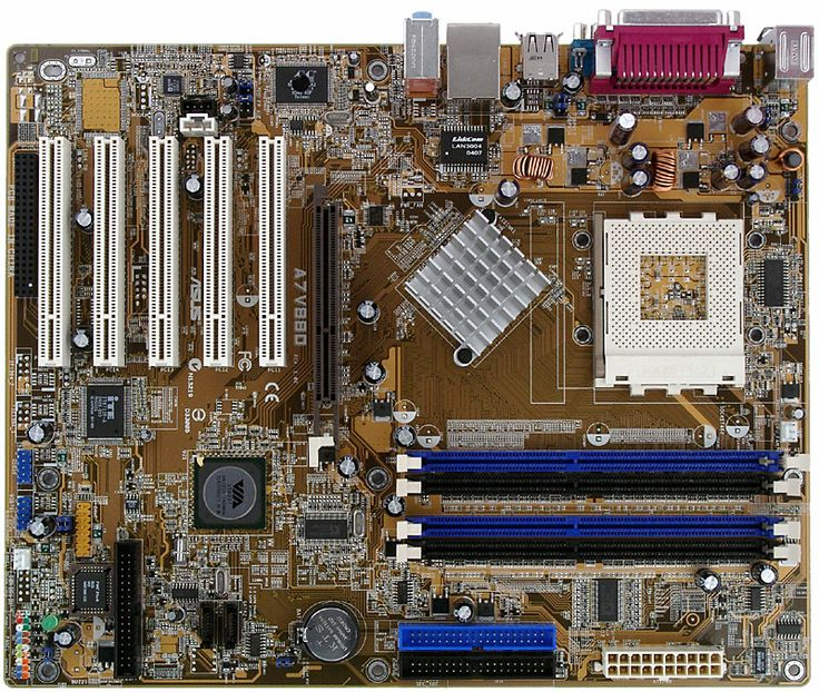 Základní deska ASUS A7V880