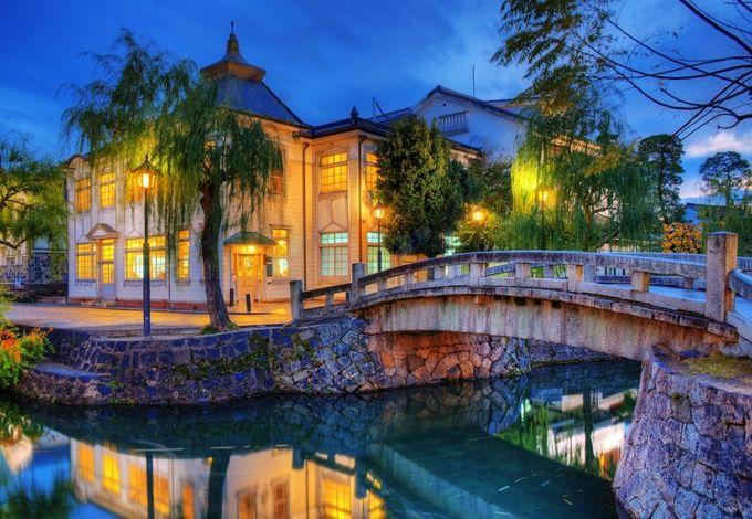 和洋折衷の絶景は岡山にあった!倉敷の「美観地区」がその名の通り美しすぎる