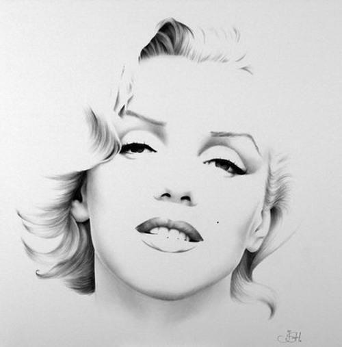 Рисунки знаменитостей карандашом , картинка номер 1173081