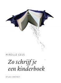 """Ben ik nu aan het lezen - Gekocht: Zo schrijf je een kinderboek - Mireille Geus - In 20 stappen loodst Mireille je door het schrijfproces. Je ontdekt welke essentiële vragen je jezelf moet stellen voor je begint met schrijven, hoe je een plot ontwikkelt, wat je moet doen om een personage geloofwaardig te maken en nog veel meer. """"Als je als enthousiast beginnend kinderboekschrijver vast komt te zitten, is dit boek de bijbel. Ik heb er heel veel aan gehad."""" Angela Groothuizen."""