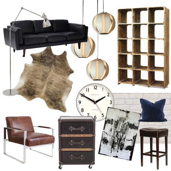 100 Bachelor Pad Living Room Ideas For Men: Manly Decor To Balance It Out. Too Feminine Can Be