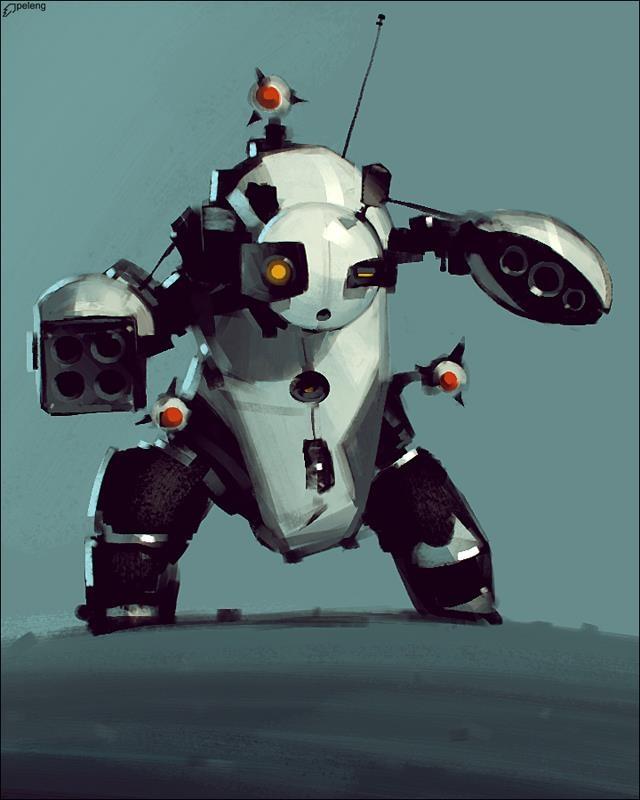 101 best Robots images on Pinterest | Concept art ...