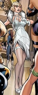 Halloween costume ideas: Emma Frost!  Love this version!