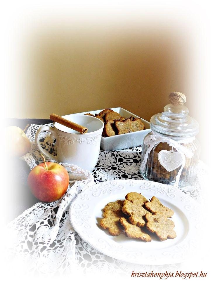 A következő kekszhez az ötletet egy pár hete kóstolt gyömbéres -datolyás paleo keksz adta. Az kókuszcukorral készült és más összetevők is al...