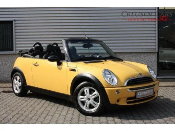 MINI Mini  Description: Mini Mini Cabrio//AIRCO//PDC (bj 2008)  Price: 128.06  Meer informatie