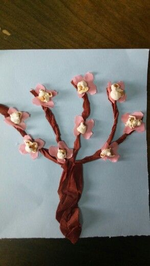 Αμυγδαλια- almond tree