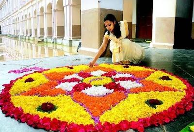 Onam, Karnival of Kerala