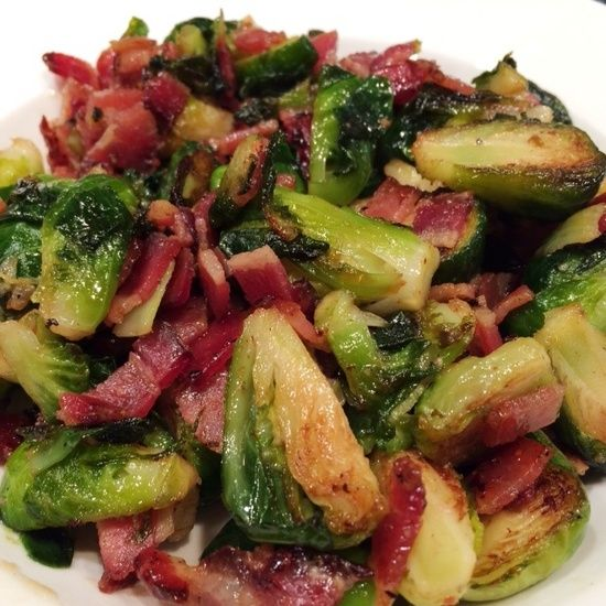 ... cool (Dorie Greenspan ) | Maple Syrup, Brussels Sprouts and Brussels