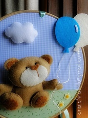 3D embroidery hoop
