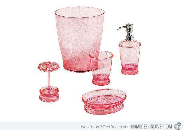 15 Chic Pink Bathroom Accessories Set - 25+ Best Pink Bathroom Accessories Ideas On Pinterest Gold