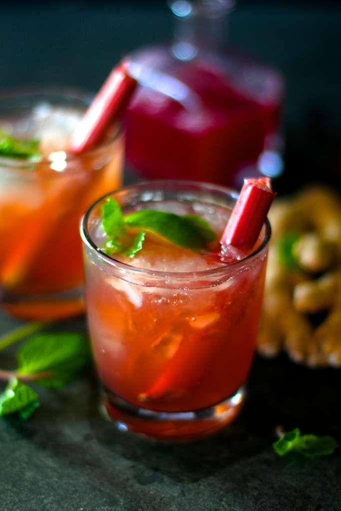 Die besten 25+ Ginger cocktails Ideen auf Pinterest ...